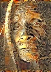 Old woman from Tuaregs (cirooduber) Tags: awardtree digitalarttaiwan trollieexcellence visualart portrait tuareg