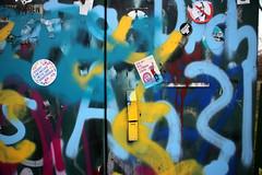 [ˈstɛɪ̯t əv ði ˈɑːt] (mkappweiler) Tags: wien europe vienne vienna outdoor zeichen graffiti streetart statement 7dwf urban poetry poésie couleur