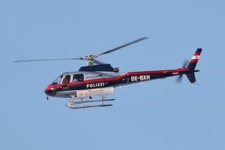 OE-BXH Aérospatiale AS 350B1 Ecureuil @ Salzburg 30th December 2018