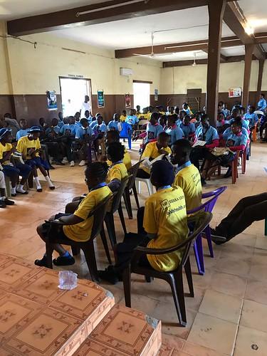 WAD 2017: Sierra Leone