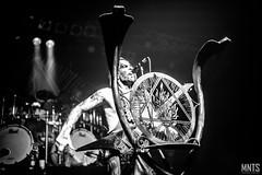 Behemoth - live in Warszawa 2017 fot. Łukasz MNTS Miętka-10