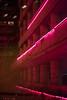 Inert Lines (tuffpeach) Tags: reno neon lights lines architecture pillars building pink artdeco neonlights nevada leadinglines nikon nikkor d5200 85mm