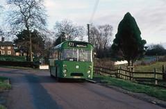 Crowhurst (DaveAFlett) Tags: md maidstonedistrict nbc nationalbuscompany leyland leopard ekj452k