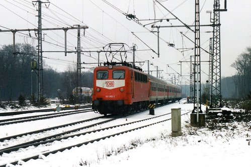 DB 141 089-3 te Bad Bentheim op 30-12-2000 (SCAN)