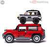 60148 alt model & RED SUV (KEEP_ON_BRICKING) Tags: lego city 60148 alternate model remix remake res suv creator moc mod car vehicle 4x4