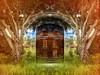 Maui Garden Portal III (jsbanks42) Tags: portal fantasy maui hawaii iralian garden texture wallpaper nature art