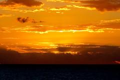 Last sunset (Flagman00) Tags: gulfofmexico carnivalfreedom sunset orange sky