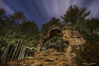 Arco de Piedra de Fuen Narices