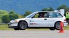Fast old Civic (R.A. Killmer) Tags: autocross honda civic race fast old cone cumberlandairportautocross cumberland maryland drive driver slide skid white