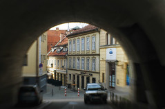 Under the arch (Matjaž Skrinar) Tags: lensbaby composerpro sweet35optic yourbestoftoday 1025fav 250v10f