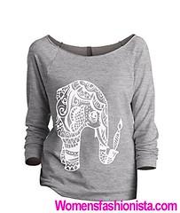 Thread Tank Artisan Elephant Women's Slouchy 3/4 Sleeves Raglan Sweatshirt Sport Grey Small (womensfashionista) Tags: 34 artisan elephant grey melaningod melaninonfleek raglan sleeves slouchy small sport sweatshirt tank thread womens