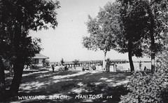 Winnipeg Beach 15 (vintage.winnipeg) Tags: winnipeg manitoba canada history historic vintage winnipegbeach beach