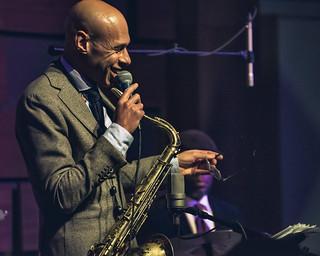 Joshua Redman. Jazz at the Bistro. St. Louis.