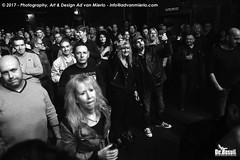 2017 Bosuil-Het publiek bij The Road Home en Vandenberg's Moonkings 4-ZW