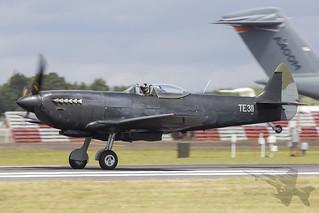 Supermarine Spitfire Mk.XVIe TE311