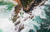 North Curl Curl Rock Pool (leonsidik.com) Tags: leon sidik xiaomi drone aerial landscape sea ocean rock pool beach wave water sydney nsw newsouthwales