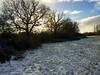 Snow in the field (Heaven`s Gate (John)) Tags: dickens heath solihull england field snow nature reserve winter landscape trees sunshine blue sky johndalkin heavensgatejohn