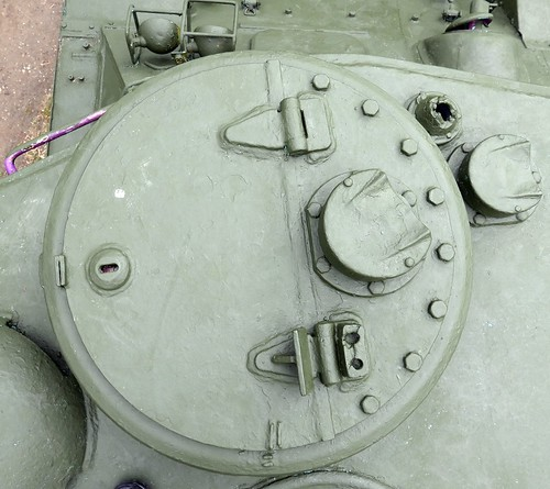 T-34/85 Cupola