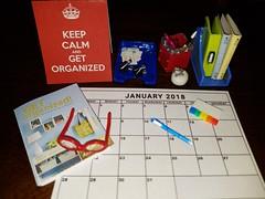 Goals for 2018 (Renatta_R) Tags: rement goal organization office officesupplies