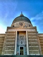 San Pietro e Paolo church, EUR, Rome, Italy. (Massimo Virgilio - Metapolitica) Tags: religion urban city art architecture italy rome eur sanpietroepaolo church