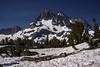 Mt Ritter (speedcenter2001) Tags: johnmuirtrail jmt california anseladamswilderness wilderness outdoor hiking backpacking mountains snow