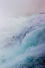 Chutes du Rhin / RheinFalls (TessAnjel) Tags: suisse schaffhouse zurich swiss switzerland water chutes rhin rheinfall cascades nature photography picture photo reflex 700d objectif lens 50mm