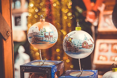 Merry Christmas (GlobeTrotter 2000) Tags: xmas chritmas balls tree merry christmas feliz navidad bokeh