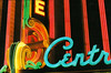 Centre Theater Vintage Neon Sign Movie Marquee (MindsiMedia 2012) Tags: centretheater neon neonsign moviemarquee movietheater moviepalace coloredlights