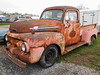 1951 Ford F-1 (splattergraphics) Tags: 1951 ford f1 pickup truck rust patina carshow carlisle springcarlisle carlislepa