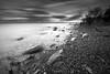 Ghosts (allan-r) Tags: tsitre sea baltics estonia longexposure le gnd nd water bw beach rocks boulders figure fujifilm xt2 xf1024mm