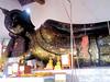 Wat Prot Ket Chettharam, Phra Pradaeng District, Samut Prakan Province, in 2012, Thailand. (samurai2565) Tags: protketchettharamphrapradaeng samutprakan chaophrayariver templesinthailand templesinsamutprakan watprotket phrayaphetphichai