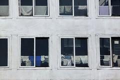 Drying Laundry (oxfordblues84) Tags: peoplesrepublicofchina china yangtzerivercruise yangtzeriver victoriacruises victoriajenna victoriajennacruise oat overseasadventuretravel cruiseship laundry ship window dryinglaundry