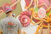 1-126 (Corey Seith Burns) Tags: graffiti art artist artists illusions losangeles hollywood paint lettering handlettering artchemists museumofillusions street california cali