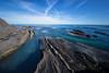 Punta de Saturraran (magomu) Tags: saturraran ondarroa paisvasco basquecountry cantabrico mar sea agua water nd filter lee bigstopper