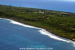 IMG_1242 (Copier) (mathieuarc011) Tags: guadeloupe dom france tropical vu du ciel fr caraibes pointe chateau petite ile desirade ulm lagoon beach plage