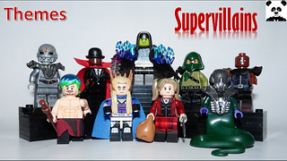Supervillains (Entry to totallyawesome_me's contest)