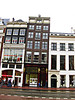 Leaning house in Amsterdam (Ludvigem) Tags: architecture crooked tilt tilted amsterdam europe travel city house leaning