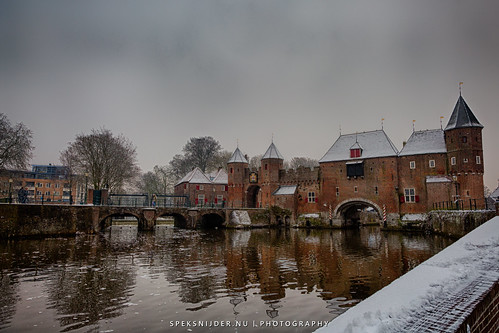 Koppelpoort in snow