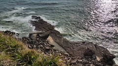 pacific over the rocks (aus.) Tags: grantsheadland pacificocean clifftop