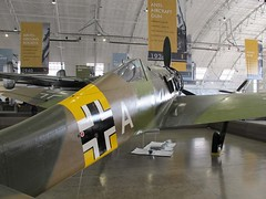 "Focke-Wulf Fw 190A5 36 • <a style=""font-size:0.8em;"" href=""http://www.flickr.com/photos/81723459@N04/27134254149/"" target=""_blank"">View on Flickr</a>"