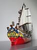 LEGO Ideas Tall Ship (sebeus) Tags: lego ideas pirate ship pirates tall sail