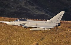 CAD (Dafydd RJ Phillips) Tags: zk373 typhoon eurofighter mach loop snowdonia wales coningsby raf force air royal military aviation low level combat aircraft