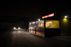 (Stella Trasforini) Tags: streetphotography ricohgrii insegna strada notte night