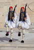Presidential Guards (Proedriki Froura) (fesign) Tags: 3039years adult army athensgreece beret clothing day europe evzones government governmentbuilding greece guards gun marching militaryuniform outdoors parliamentbuilding people pom rifle soldier tourism twopeople uniform vertical weaponry