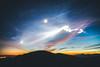 Iridium-4 (Shutter Theory) Tags: falken9 spacex vandenberg rocket launch slowshutterspeed longexposure california southerncalifornia sky clouds iridium4