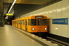 Kurz-U-Bahn (trainspotter64) Tags: triebwagen berlin bvg bombardier ubahn u55 hauptbahnhof f74