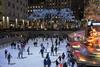 Christmas at the Rockefeller (ORIONSM) Tags: rockefeller center newyork ice skating holidays vacation christmas bigapple people landmark sony rx100mk3