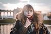_NKT1207 (Bezemnod) Tags: woman portrait city winter sun reflection vienna schönbrunn gloriette fashion shootout colors ishootraw