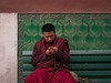 Modern monk (A_Peach) Tags: beijing lamatemple yonghegong buddhist temple china mft m43 lumix panasonic microfourthird micro43 apeach anjapietsch panasoniclumixg5 olympusf1845mm