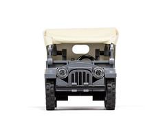 Gaz 67 (Yitzy Kasowitz) Tags: gaz67 russia jeep model lego brickmania brickarms